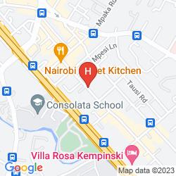 Karte NANCHANG HOTEL