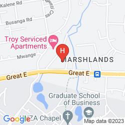 Karte CHAMBA VALLEY EXOTIC HOTEL