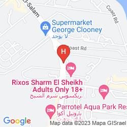 Karte RIXOS PREMIUM SEAGATE