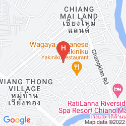Karte GALARE THONG TOWER