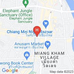 Karte NAP IN CHIANGMAI