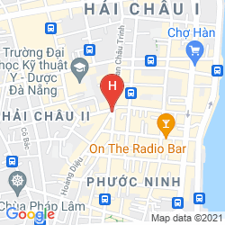Karte PHUONG DONG ORIENT