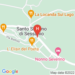 Karte LA CASA SU LE DIMORE DEL BORGO