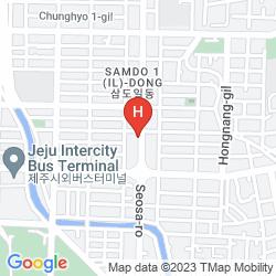 Karte ASTAR HOTEL