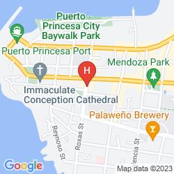 Karte LOLA ITANG PENSION