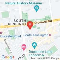 Karte ACACIA HOUSE