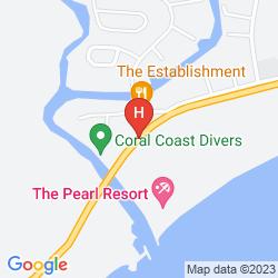 Karte ULTIQA FIJI PALMS BEACH RESORT