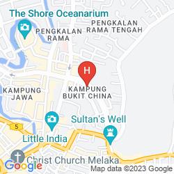 Karte LKS HOTEL