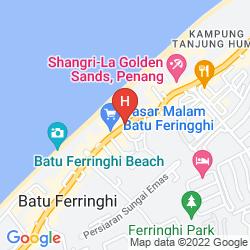 Karte D'FERRINGHI HOTEL & RESTAURANT