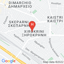 Karte LAZART
