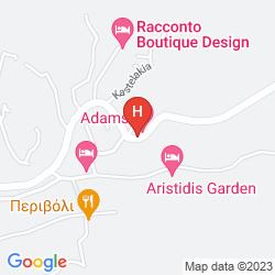 Karte ADAMS HOTEL