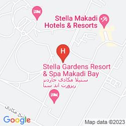 Karte STELLA MAKADI GARDENS - ALL INCLUSIVE