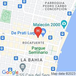 Karte LA TORRE
