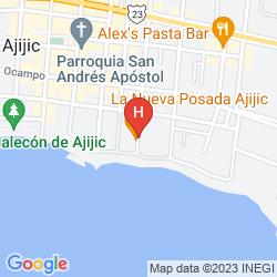 Karte LA NUEVA POSADA
