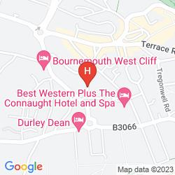 Karte THE APPLEWOOD HOTEL