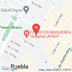 Karte EL HOTELITO