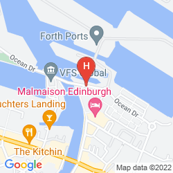 Karte THE SHORE VIEW APARTMENT