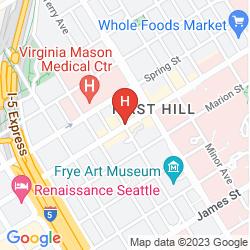 Karte SORRENTO HOTEL