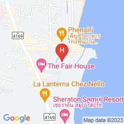 Karte FIRST HOUSE