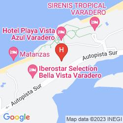 Karte OCEAN VISTA AZUL