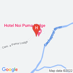 Karte NOI PUMA LODGE