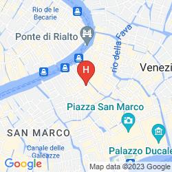 Karte PALAZZO LA SCALA