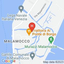 Karte VILLA PARADISO