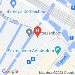 Karte RENAISSANCE AMSTERDAM