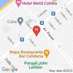 Karte ARTEHOTEL