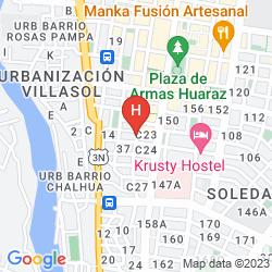 Karte  EL TUMI 2
