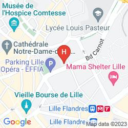 Karte L'ARBRE VOYAGEUR, BW PREMIER COLLECTION