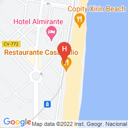 Karte ALMIRANTE