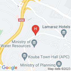 Karte LAMARAZ ARTS