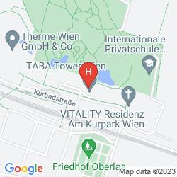 Karte AIRO WIEN
