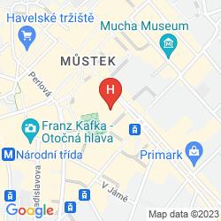 Karte EA HOTEL JULIS
