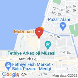 Karte YENICERI CITY