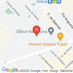 Karte CONDADO