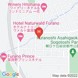 Karte KAKU HOUSE