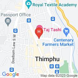 Karte TAJ TASHI