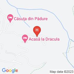 Karte HOUSE OF DRACULA