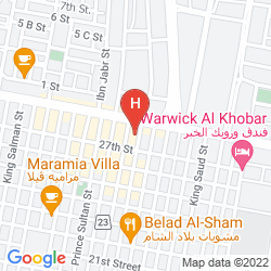 Karte AL NIMRAN