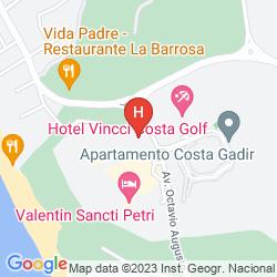 Karte VALENTIN SANCTI PETRI SPA