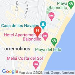 Karte FENIX TORREMOLINOS