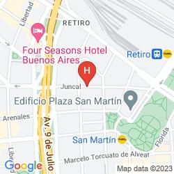 Karte ARGENTA TOWER