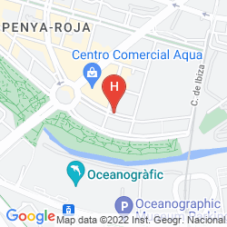 Karte ILUNION AQUA-4