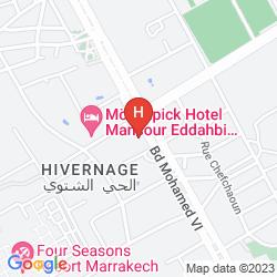 Karte GRAND MOGADOR MENARA