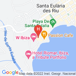 Karte W IBIZA