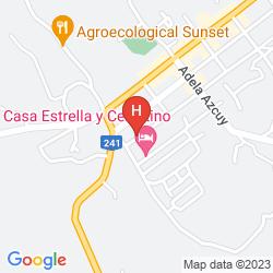 Karte CASA YAKELIN