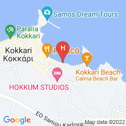 Karte KOKKARI BEACH