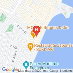 Karte VILLA LAREDO